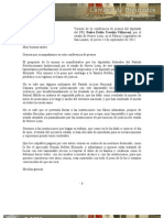 13/09/2012 - Conferencia de Prensa