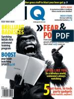 Sci Q Cover - 2008
