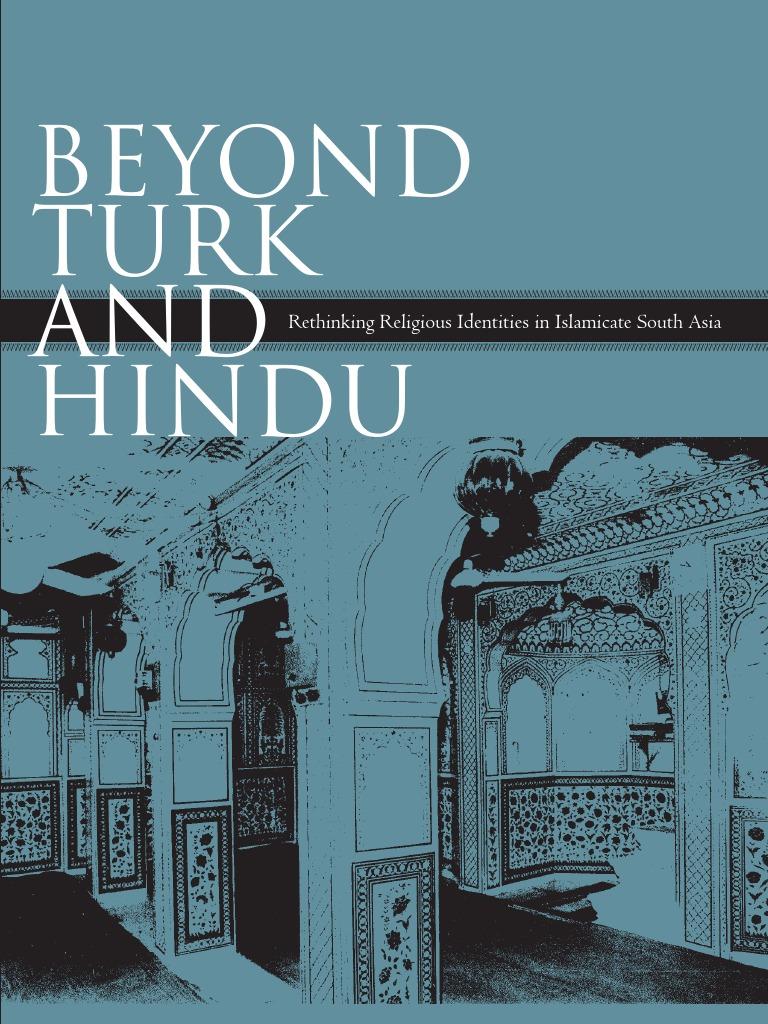 Gilmartin & Lawrence - Beyond Turk and Hindu | Hindu | Sufism