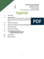 LDFA 09.18.12 Agenda Packet