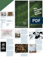 2011 Biennial Brochure