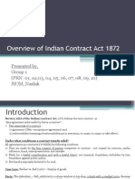 Overview of Contract Law_Group 1