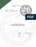 El Sistema Financiero Guatemalteco Trabajo Final