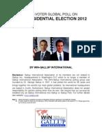 UPI/CVoter Global Poll 9/11