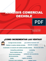 3. Analisis Comercial