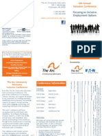 Registration Brochure 2012