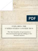 Exploring the United States Constitution