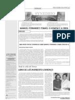 UN LIBRO DE LUIS NORBERTO LOURENÇO, por Alfredo Pérez Alencart