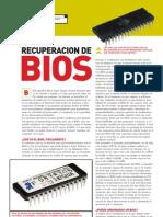Recuperacion BIOS