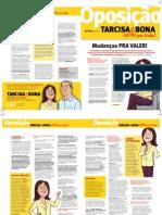 Informativo Tarcisa e Bona UFPR pra Valer | Edição número 4, 2012