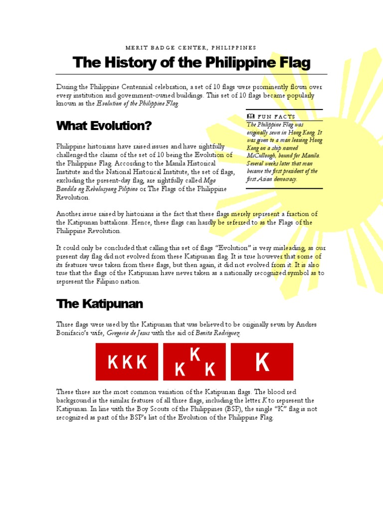 Boy scouts notes flag code 101 philippines revolutions buycottarizona Images