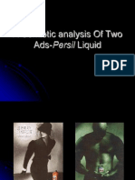 A Semiotic Analysis of Two Ads-Persil Liquid