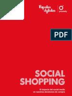 Social Shoping. El Impacto Del Social Media en Nuestras Desiciones de Compra - Proximity (2012)