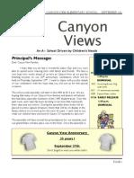 Canyon View 9:14:2012