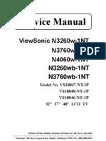 Viewsonic n4060w-1nt Sm