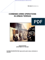 Fm 3-06-11 Fm 90-10-1 Combined Arms Operations in Urban Terrain
