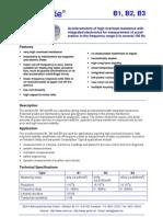 0acelerometros Capacitivos Seika b1, b2, b3