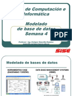 MBD Semana 4 Base de datos