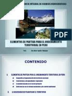 02 - Elementos de Partida Para El o.t. en Peru