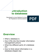 Mmtk Database Intro Powerpoint