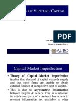 Theories of Venture Capital