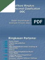 Klasifikasi Ringkas DDC