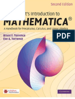 The Student's Introduction To Mathematica (2009)