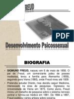 Freud e a Psicossexualidade.