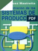 Administracion de Los Sistemas de Produccion