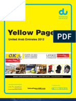 Du Yellow Pages 2012