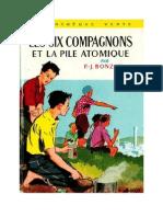 Bonzon P-J 02 Les Six Compagnons Les Six Compagnons Et La Pile Atomique 1963