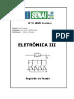 3- Apostila 3 Regulador Tensão Prof. José A Oliveira