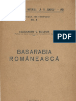 Basarabia românească