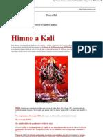 Himno a Kali