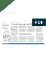 20120914 LeFigaro Opinion Decision BCE Politica Democracia
