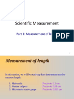 Scientific Measurements (1)