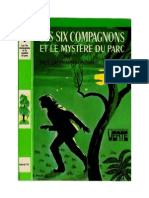Bonzon P-J 11 Les Six Compagnons Les Six Compagnons et le Mystère du Parc 1966
