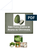 Anona Ou Chirimoia