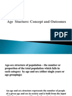 Age Structure IIPS2