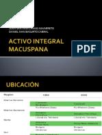 Activo Integral Macuspana
