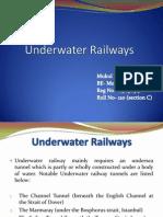 Underwater Railways