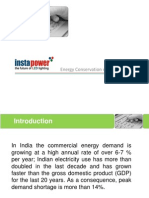 Energy Conservation With LED Lighting - InSTAPOWER