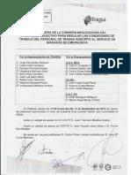 Acta 3 Comisión Negociadora VI Convenio UBE