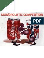 Monopolistic Competition Eco.