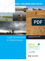 Climate Change, Children and Youth