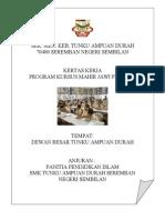 Kertas Kerja Program Mahir Jawi Pmr 2012