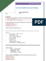 Administration de Serveur Samba Sous Linux (Pratique)