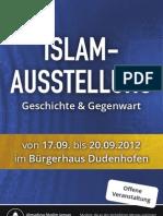 Islamausstellung in Rodgau 2012