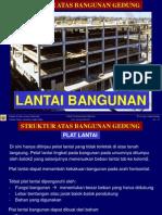 Struktur Atas Bangunan Gedung
