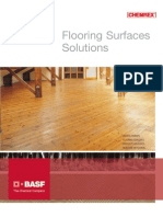 Flooring Surfaces Brochure